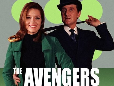 The Avengers (UK) tv show photo