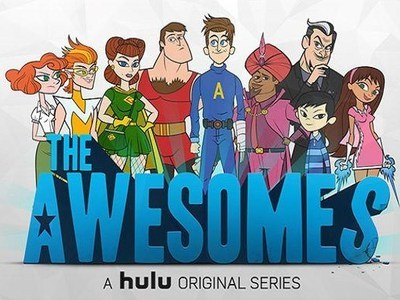 The Awesomes tv show photo