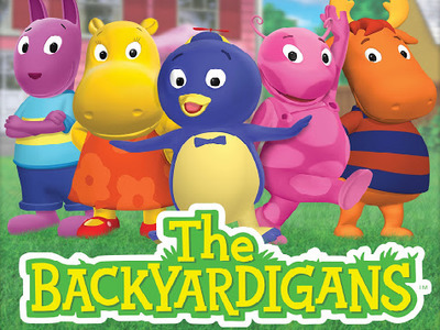 The Backyardigans tv show photo