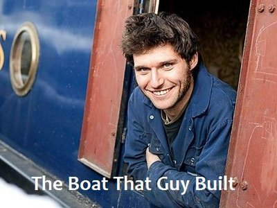 The Boat that Guy Built (UK) tv show photo