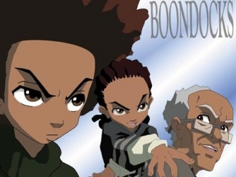 The Boondocks tv show photo