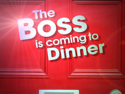 The Boss is Coming to Dinner (UK)