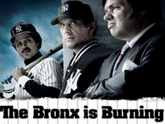 The Bronx is Burning tv show photo