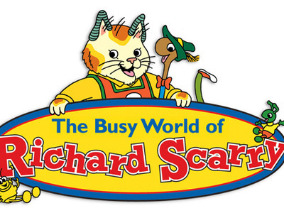 The Busy World of Richard Scarry tv show photo