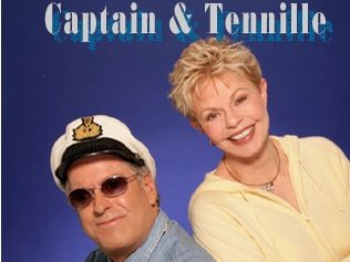 The Captain and Tennille tv show photo