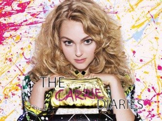 The Carrie Diaries tv show photo
