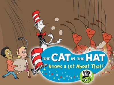 The Cat In The Hat Knows A Lot About T