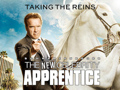 The Celebrity Apprentice tv show photo