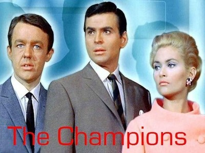 The Champions (UK) tv show photo