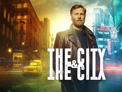 The City and the City tv show photo