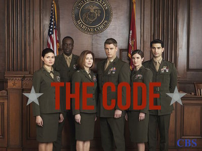 The Code (US) tv show photo