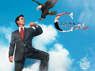The Colbert Report tv show photo