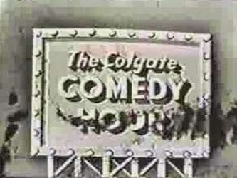 The Colgate Comedy Hour tv show photo