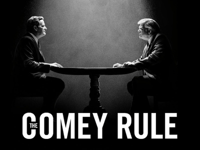 The Comey Rule tv show photo