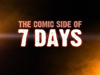 The Comic Side of 7 Days (UK) tv show photo