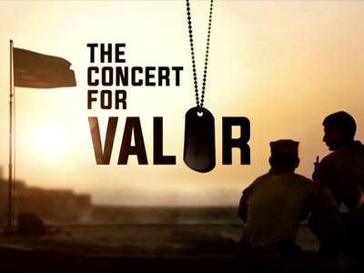 The Concert for Valor tv show photo