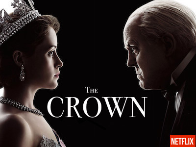 The Crown tv show photo