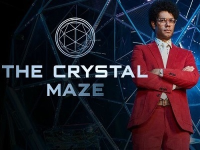 The Crystal Maze (2017) tv show photo