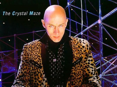 The Crystal Maze (UK) tv show photo