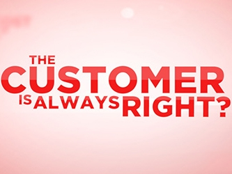 The Customer is Always Right? tv show photo