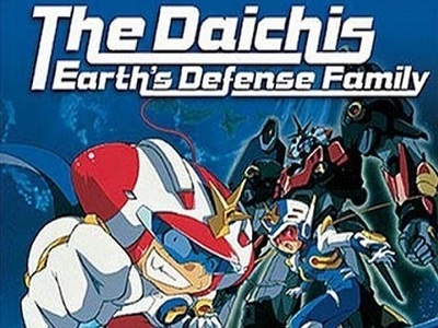 The Daichis - Earth's Defense Family