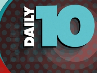 The Daily 10 tv show photo