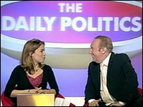 The Daily Politics (UK) tv show photo