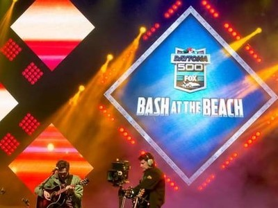 The Daytona 500 Bash at the Beach