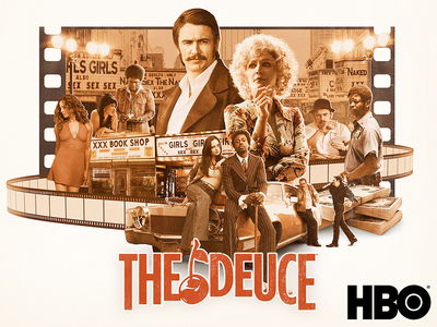 The Deuce tv show photo