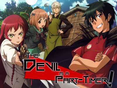 The Devil is a Part Timer! tv show photo