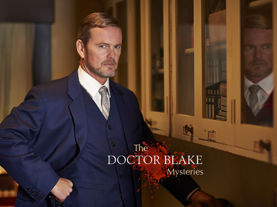 The Doctor Blake Mysteries (AU) tv show photo