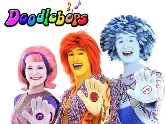 The Doodlebops (CA) tv show photo