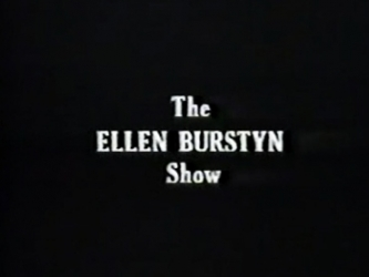 The Ellen Burstyn Show tv show photo