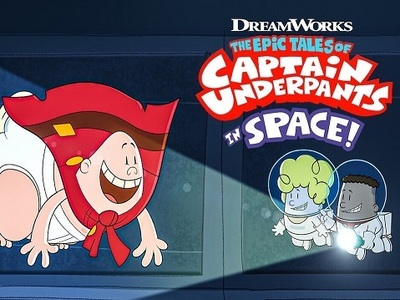 The Epic Tales of Captain Underpants in Space tv show photo