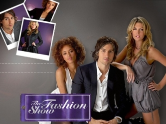 The Fashion Show (UK) tv show photo