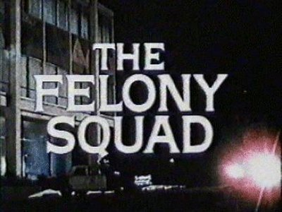 The Felony Squad tv show photo
