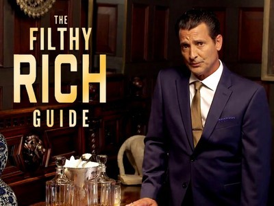 The Filthy Rich Guide tv show photo