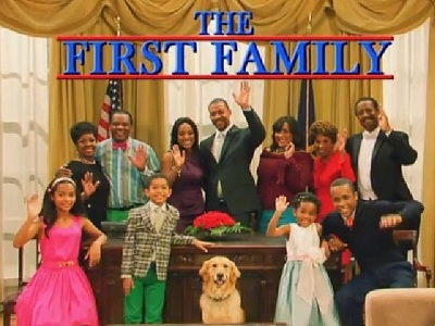 The First Family tv show photo
