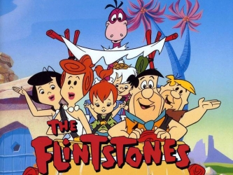 The Flintstones tv show photo