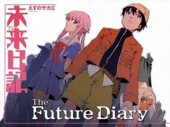 The Future Diary tv show photo