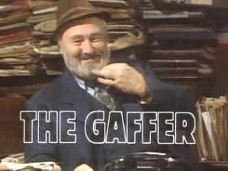 The Gaffer (UK) tv show photo