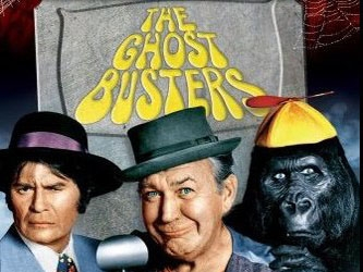 The Ghost Busters tv show photo