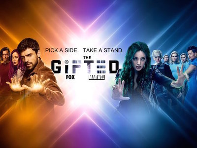 The Gifted tv show photo