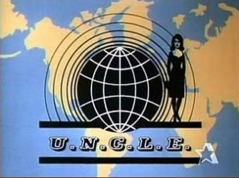 The Girl from U.N.C.L.E. tv show photo