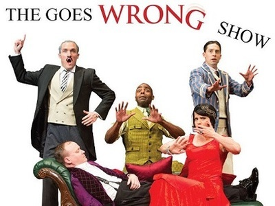 The Goes Wrong Show tv show photo
