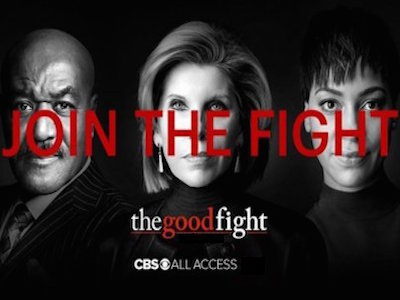 The Good Fight tv show photo