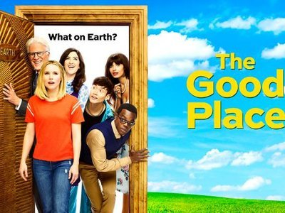 The Good Place tv show photo