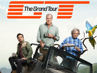 The Grand Tour tv show photo