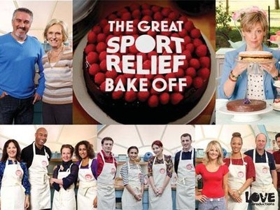 The Great Sport Relief Bake Off (UK)