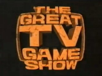 The Great TV Game Show (AU)